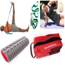 Myofascial Release and Stretching Kit
