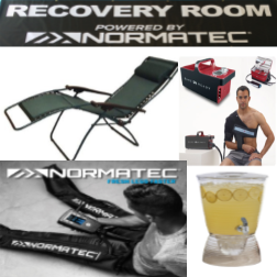 Normatec Recovery Room