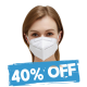 FFP2 Respirator Masks (25)G